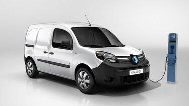 Renault KANGOO Z.E. Rango de conducción