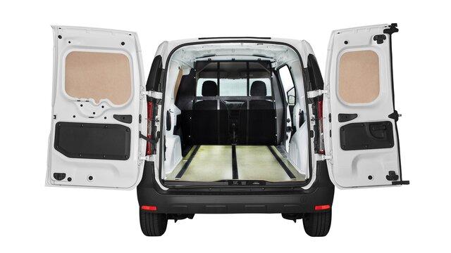 Renault Kangoo - Transformaciones Panel