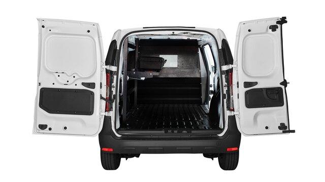 Renault Kangoo - Transformaciones paquetería