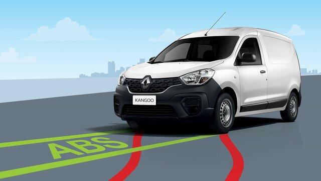 Renault Kangoo - ABS