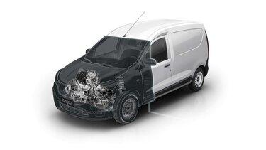 Renault KANGOO Express - Equipamiento y accesorios