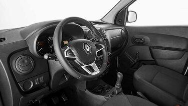 Renault Kangoo - panel izquierdo