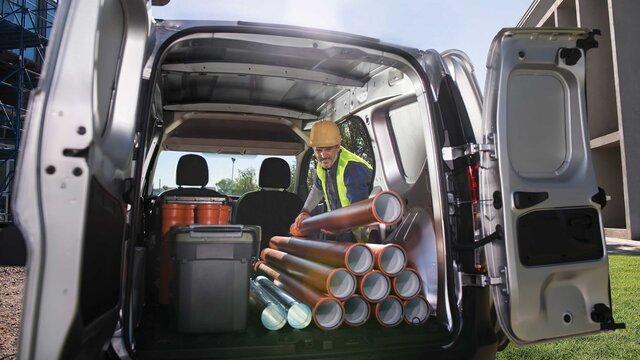 Renault Kangoo - carga