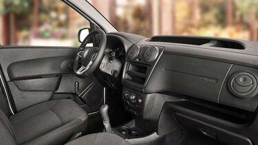Renault Kangoo - panel derecho