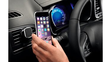 Koleos -soporte smartphone