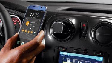 Renault Kwid - Soporte Smartphone Magnetico