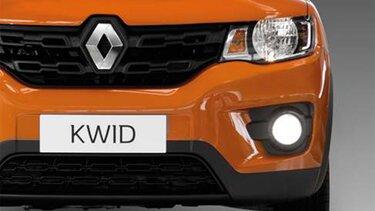Renault Kwid - Faros antiniebla