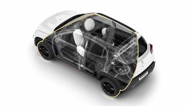 Kwid - Airbags