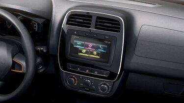 Renault KWID - Especificaciones