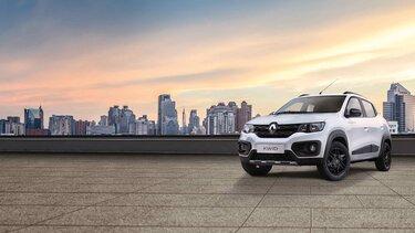 Renault KWID - Blanco frontal