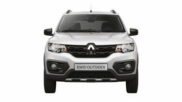 Renault KWID - Primer plano frente