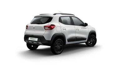 Renault KWID vista tresera