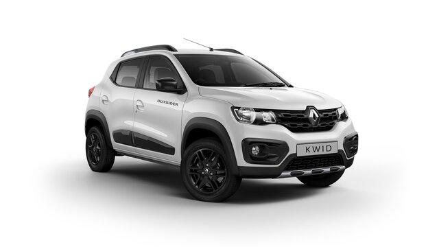 Renault KWID -Diseño