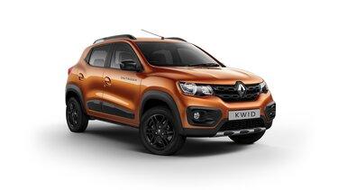 Renault KWID - Vista derecha