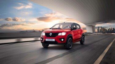 Renault KWID IONIC - Seguridad