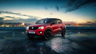 Renault KWID IONIC - Vista frontal