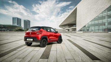 Renault KWID IONIC - Vista trasera