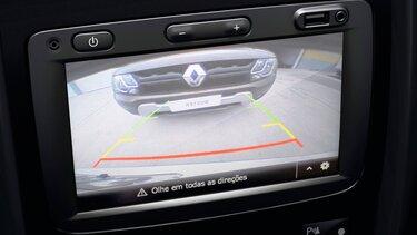 Renault Kwid - Camara Media Nav