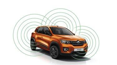 Renault Kwid - Alarma Plug&Play.