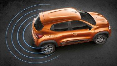 Renault Kwid - Sensor de parqueo