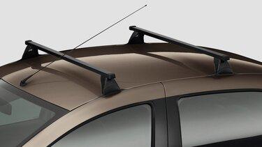 Logan - Accesorios barras de techo