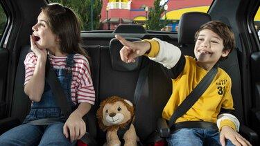 Logan - cinturones de seguridad