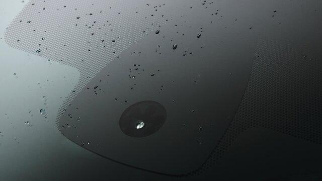 Renault Logan - Sensor de lluvia