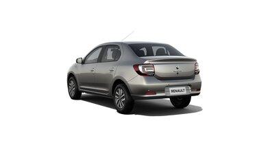 Renault Logan - Baúl