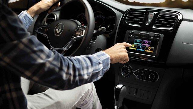 Renault LOGAN - Sistema multimedia Plug&Radio
