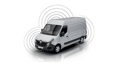 Renault MASTER - Alarma