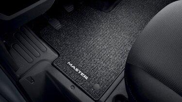 Renault MASTER - tapete textil