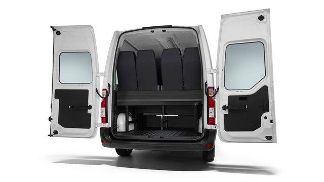 Renault MASTER -capacidad de carga