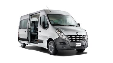Renault Master - exterior frontal