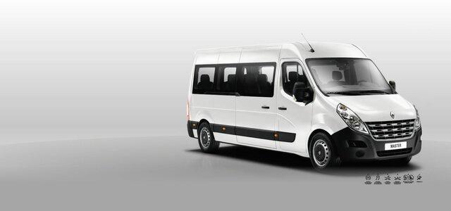 Renault MASTER - Adaptaciones y accesorios