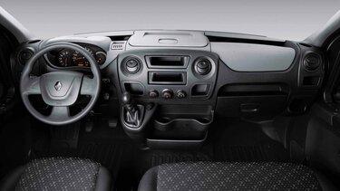 Renault MASTER - Equipamiento