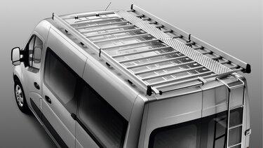 Renault MASTER - Adaptaciones profesionales