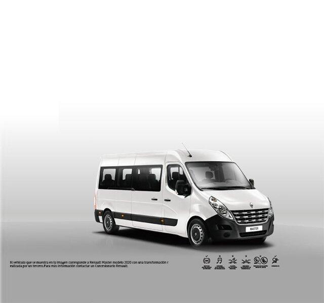 Renault MASTER - diseño