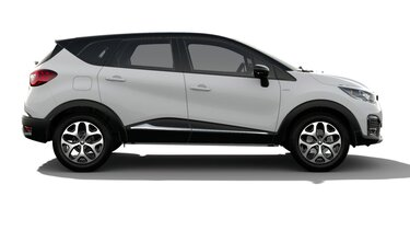 Catálogo - Renault Captur Bose
