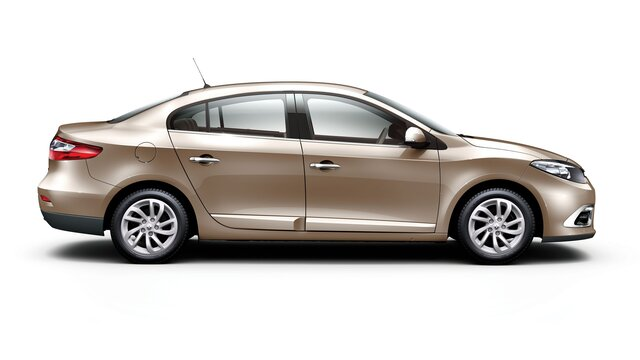 Manuales - Renault Fluence