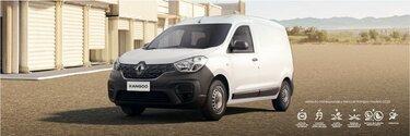 Renault Kangoo exterior 3/4