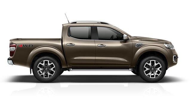 Manuales - Renault Alaskan