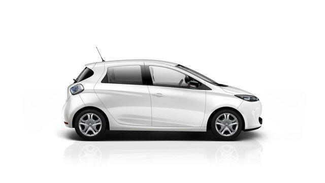 Manuales - Renault Zoe