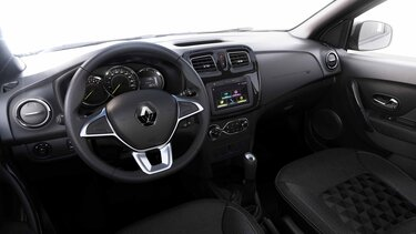 Renault SANDERO - Interior
