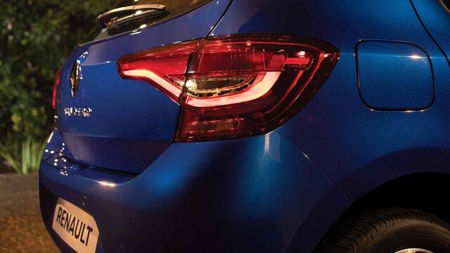 Renault SANDERO - Faros totalmente LED