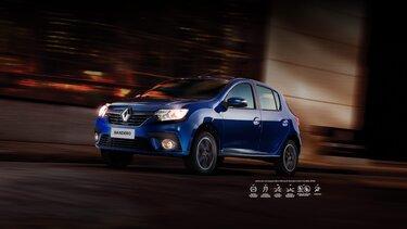 Renault SANDERO - Vehículo urbano