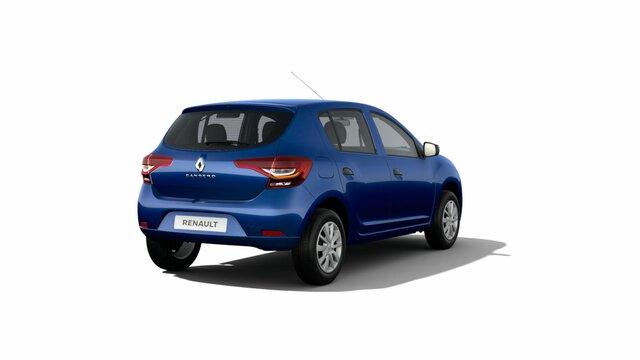Renault SANDERO - Diseño