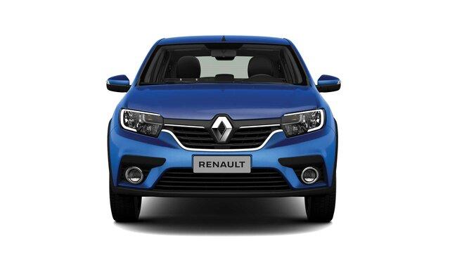 Renault SANDERO - Faros delanteros