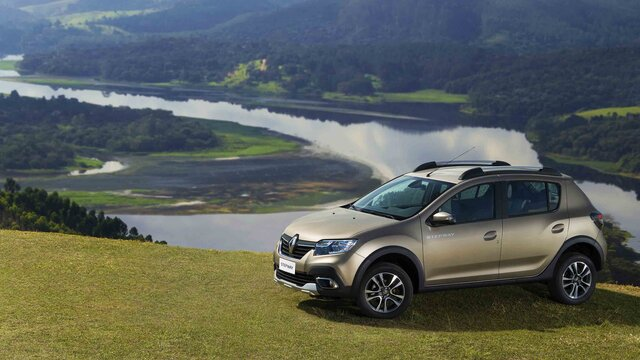 Renault Stepway - Paisaje