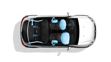 Renault Stepway - Airbags