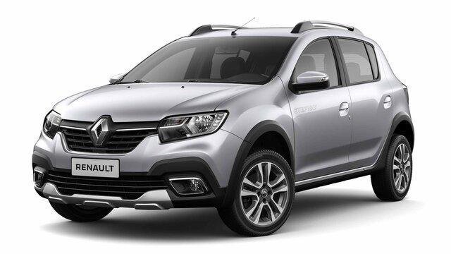 Renault Stepway - Diseño aventurero